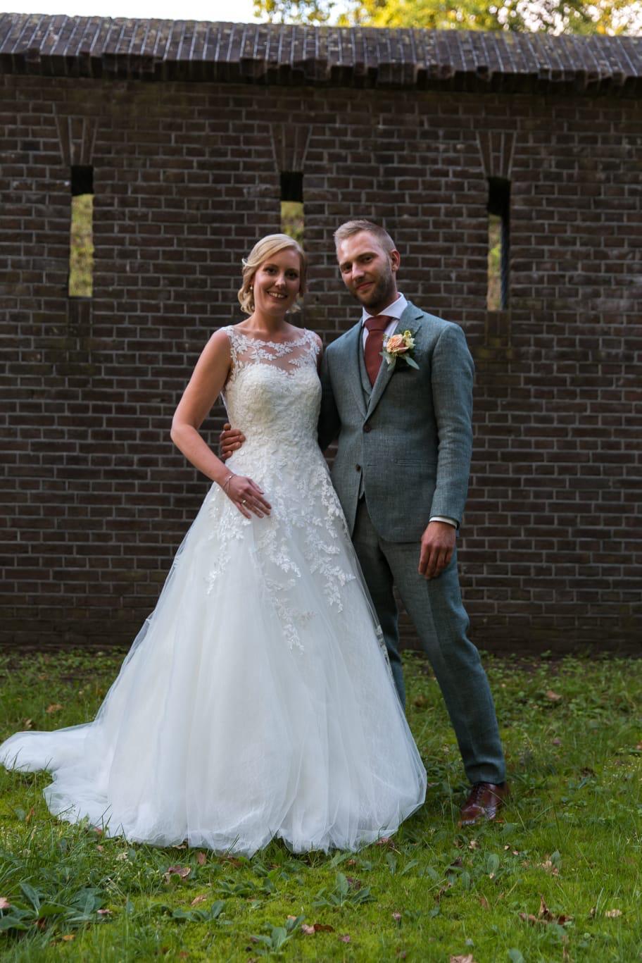 Liesbeth en Jan van Waarden